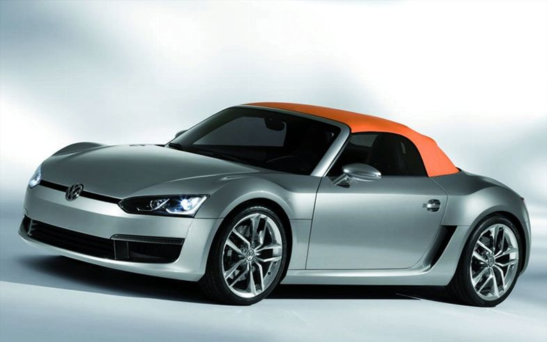 Genial VW Concept Car. Volkswagenu0027s BlueSport Model ...